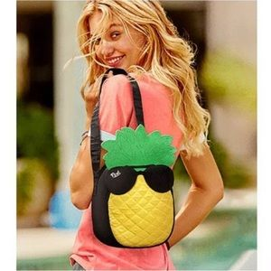 Victoria's Secret Pink Pineapple Cooler Bag
